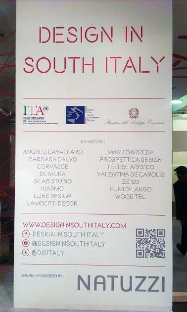 Vases Minareto-TentLondon 2015, Design in South Italy