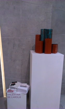 Vases Minareto-TentLondon 2015, Design in South Italy