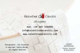 Filet_designer Valentina De Carolis
