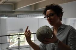 Valentina De Carolis per Botteghe Didattiche-Conart Bari-Laserinn ph Alessandra Eracleo - Conart bari