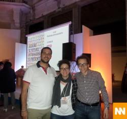 """contest """"A parole tue"""" con Vito Pesola e Mario Padolecchia"""