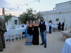 Team Laura&Federico wedding