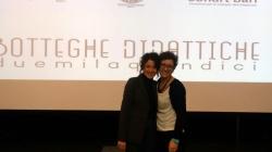Alessandra Eracleo responsabile eventi e fiere Confartigianato Bari , Botteghe Didattiche 2015