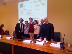 La Delegazione Fai di Brindisi e il Vice Presidente Esecutivo Fai arch. Marco Magnifico
