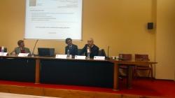 La presentazione del Delegato Pierangelo Caramia
