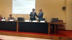La presentazione del Delegato Valerio Costantino