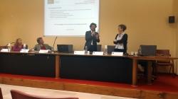 La presentazione del tesoriere Valentina De Carolis