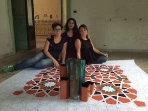Valentina De Carolis, Vanessa Caponio, Ida Chiatante
