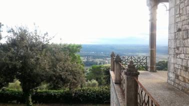 Vista panoramica dal Minareto, Selva di Fasano (Br) — presso Selva Di Fasano, Puglia, Italy.Vanessa Caponio performer — con Vanessa Caponio presso Selva Di Fasano, Puglia, Italy.