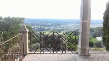 Vista panoramica dal Minareto, Selva di Fasano (Br) — presso Selva Di Fasano, Puglia, Italy.
