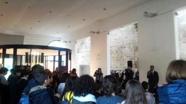 Il Viaggio della Costituzione, art4 Bari