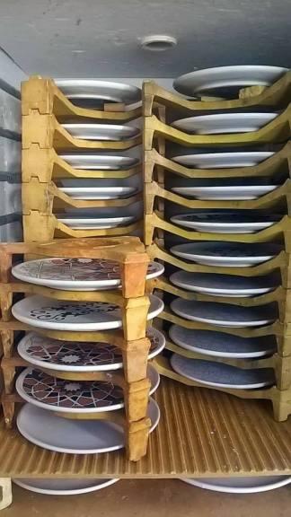 Da Viantica - Di Cibo e di Storie con Ceramiche Cinzia Fasano Grottaglie Piatti Dettagli e Filet design by Valentina De Carolis