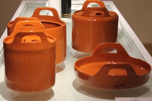 Pignate design Valentina De Carolis made by Ceramiche Cinzia Fasano